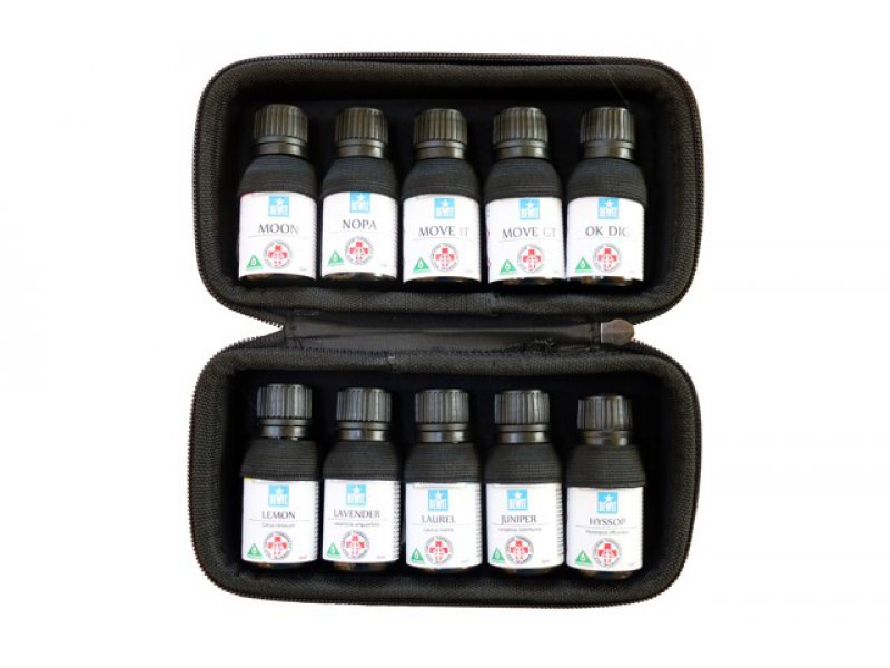Case for 10 vials (15 ml) -  - 4