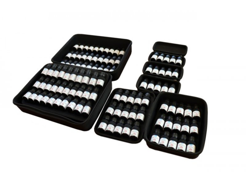 Case for 120 vials (15 ml) -  - 5