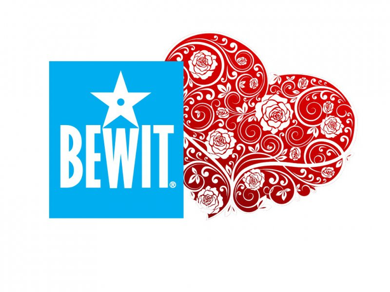 Car sticker | BEWIT heart