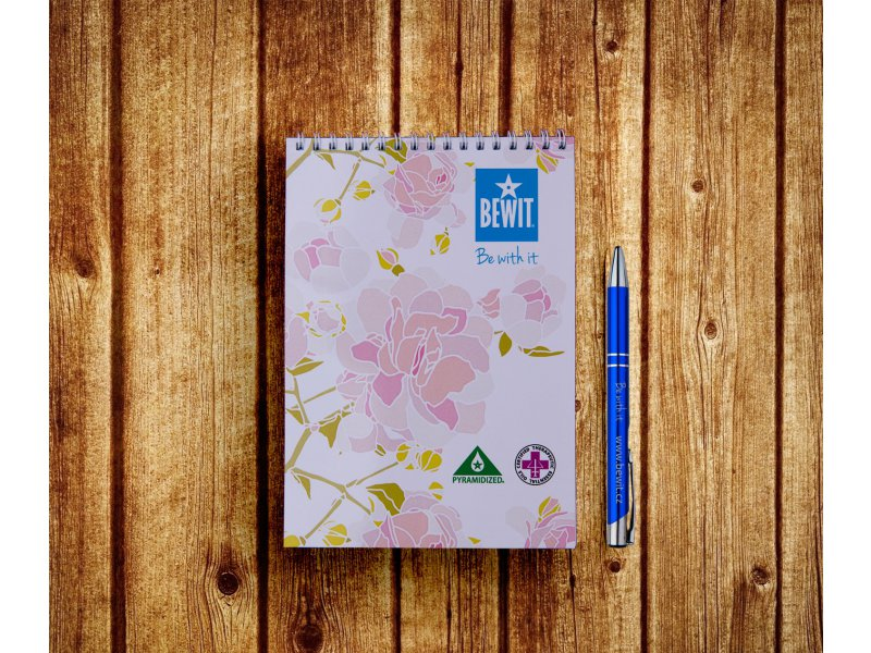 BEWIT pen | light blue -  - 2