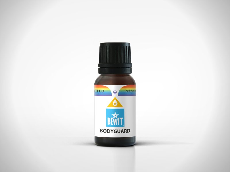 BEWIT BODYGUARD - Blend of the essential oils, 15 ml