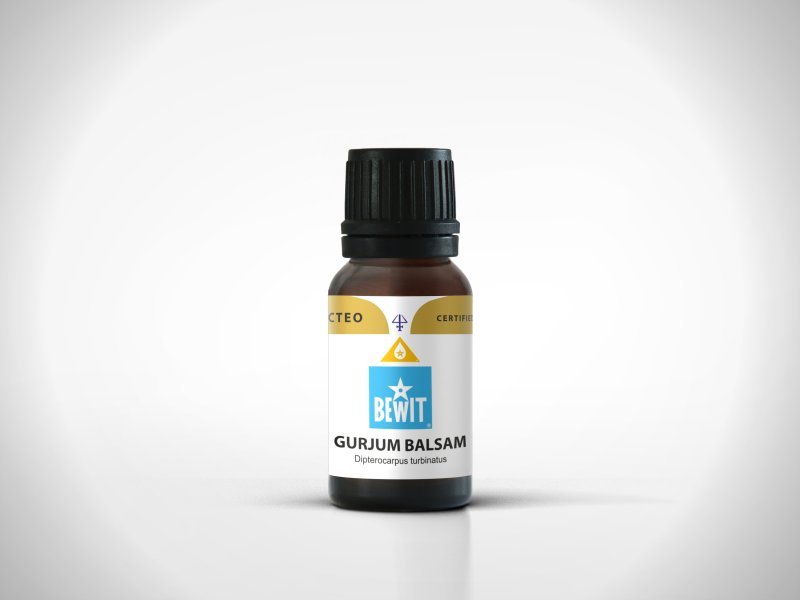 Gurjum Balsam - 100% pure essential oil, 15 ml