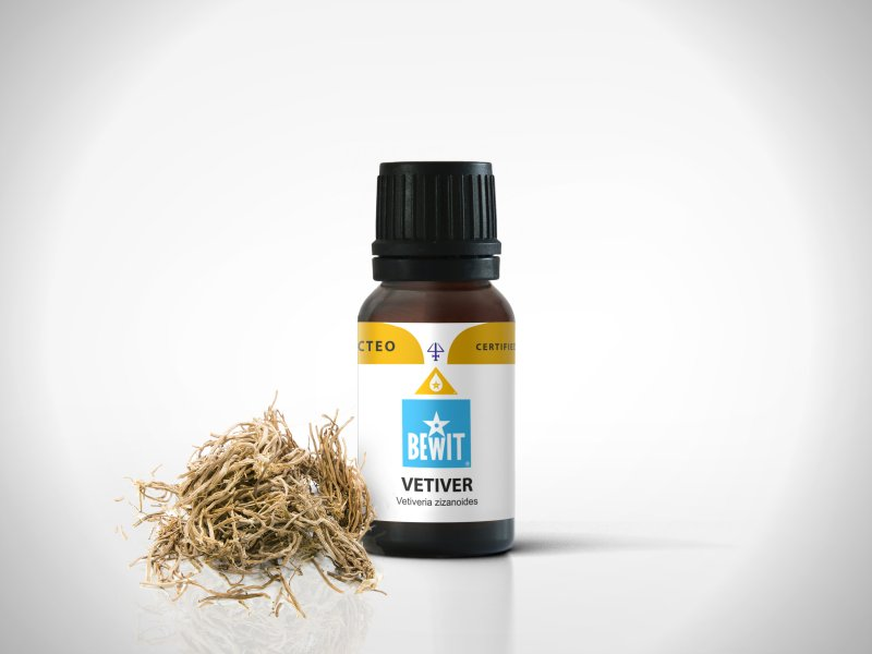 Vetiver - 100% pure essential oil, 15 ml - 2