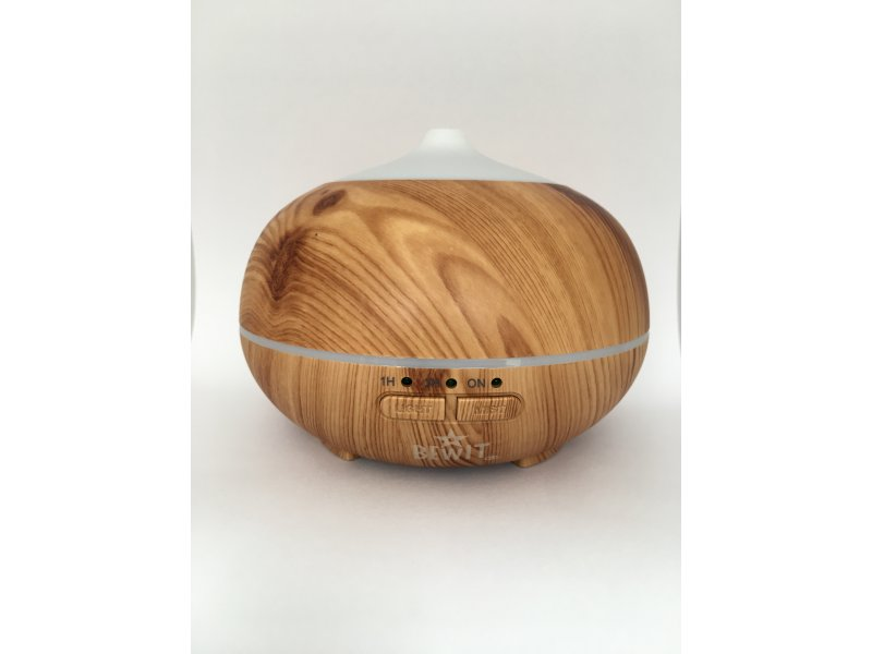 Aroma diffuser SMELL LINE, light wood