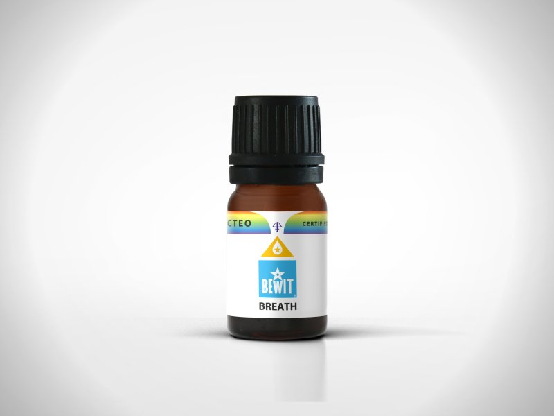 BEWIT BREATH - Blend of the essential oils, 15 ml - 2