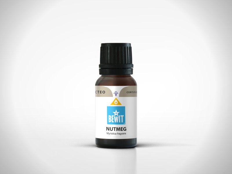 Nutmeg RAW, CO₂ - 100% pure essential oil