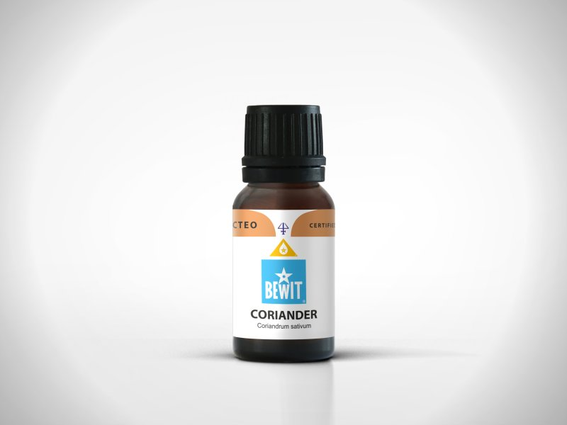 Coriander - 100% pure essential oil, 15 ml