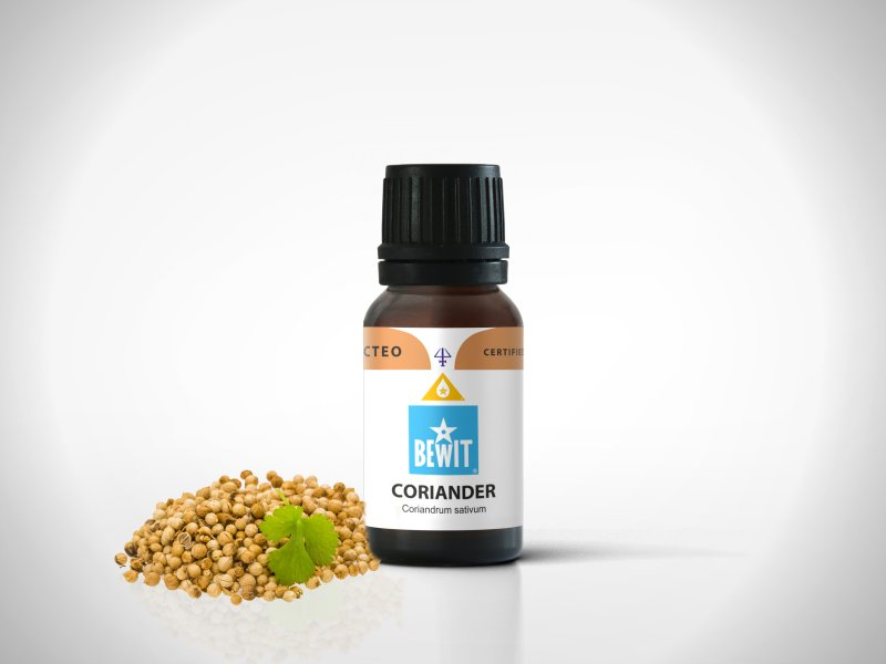 Coriander - 100% pure essential oil, 15 ml - 2