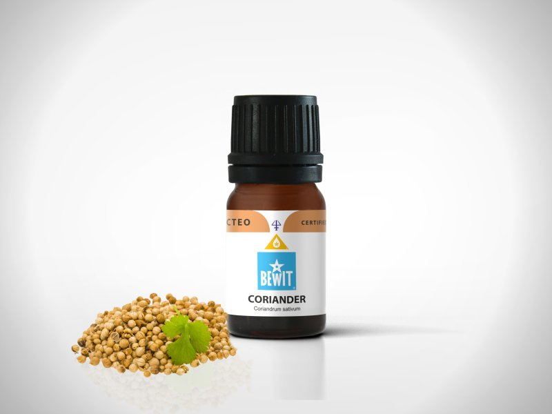 Coriander - 100% pure essential oil, 15 ml - 4