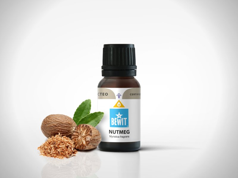 Nutmeg - 100% pure essential oil - 4