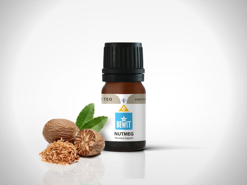 Nutmeg - 100% pure essential oil - 3