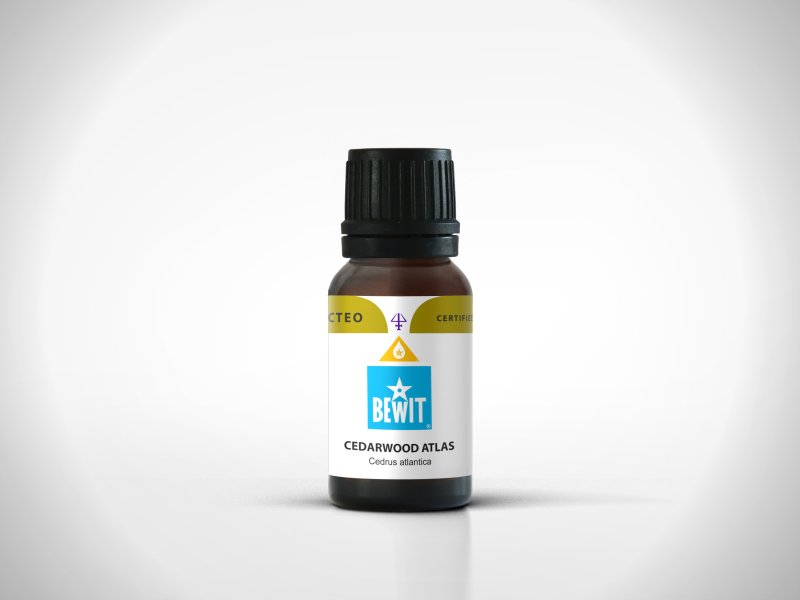 Cedarwood Atlas - 100% pure essential oil