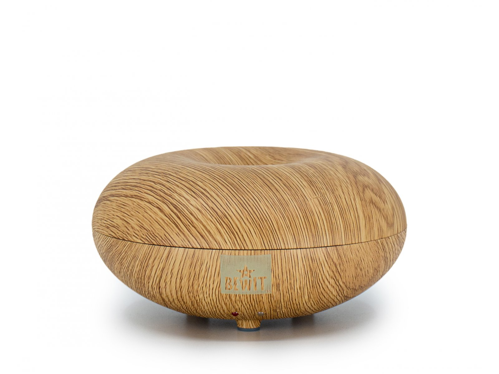 Aroma Diffuser DISC light color of wood