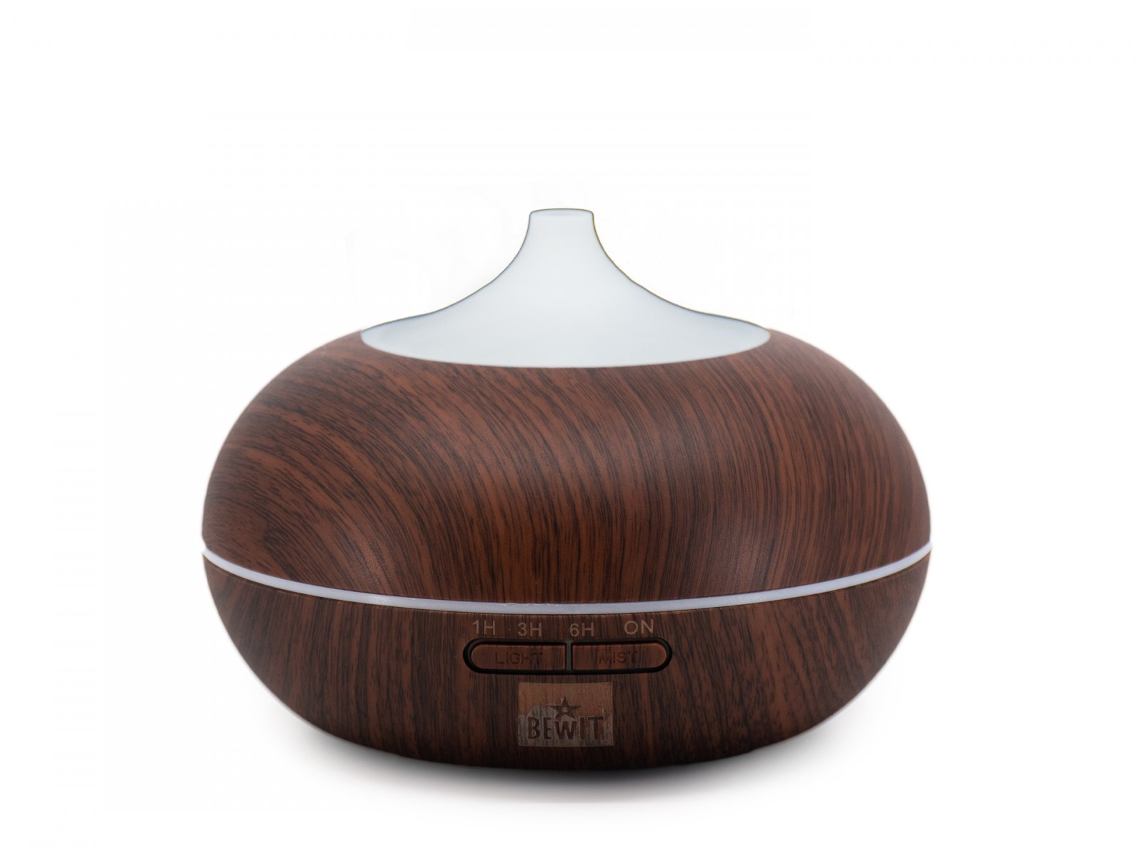 Aroma diffuser SMELL 300 dark color of wood