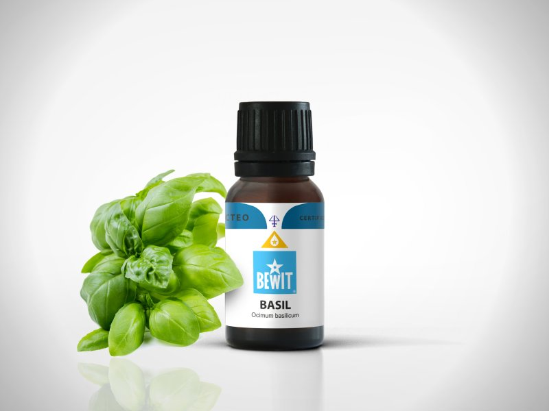 Basil - 100% pure essential oil, 15 ml - 3