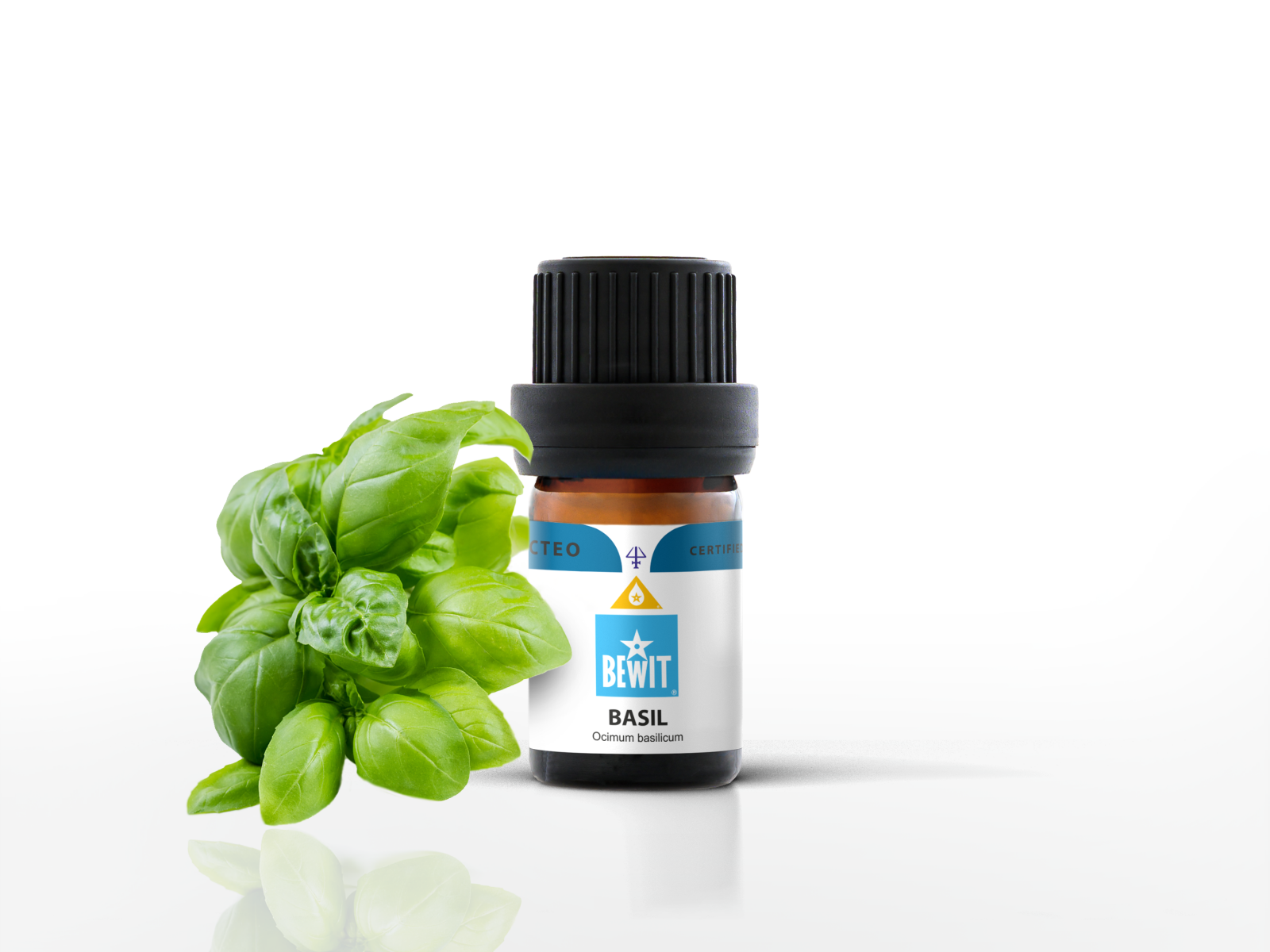 Basil - 100% pure essential oil, 15 ml - 2
