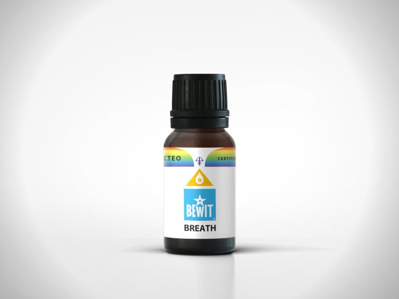 BEWIT BREATH - Blend of the essential oils, 15 ml