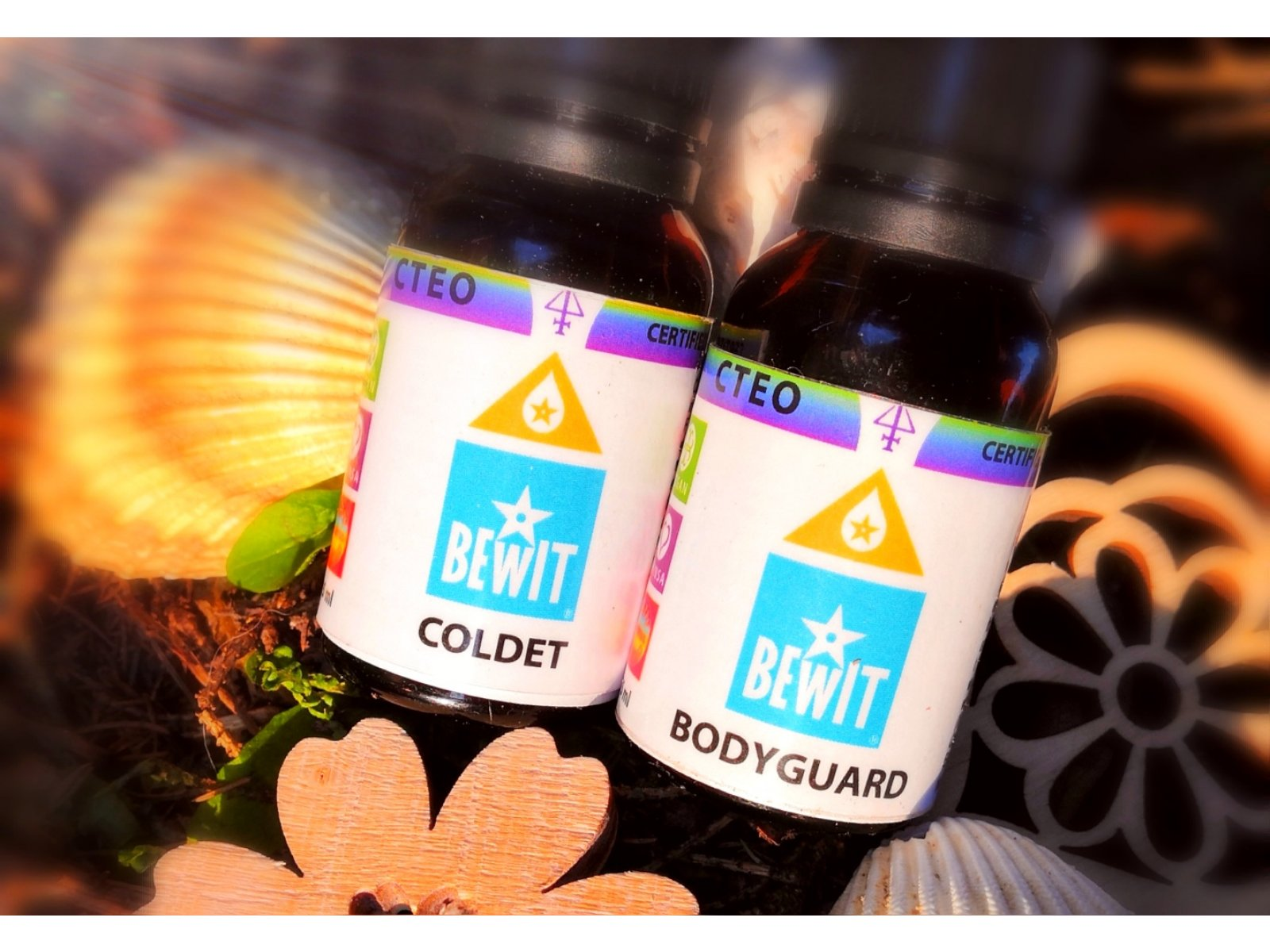 BEWIT COLDET - Blend of the essential oils, 15 ml - 7