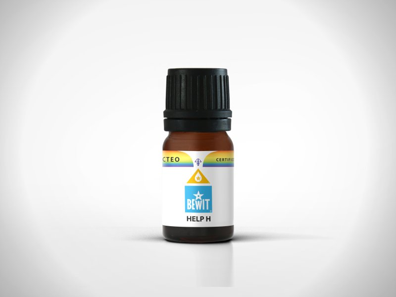 BEWIT HELP H - Blend of the essential oils, 15 ml - 3