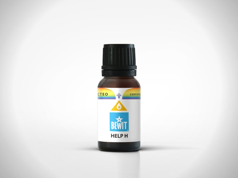 BEWIT HELP H - Blend of the essential oils, 15 ml