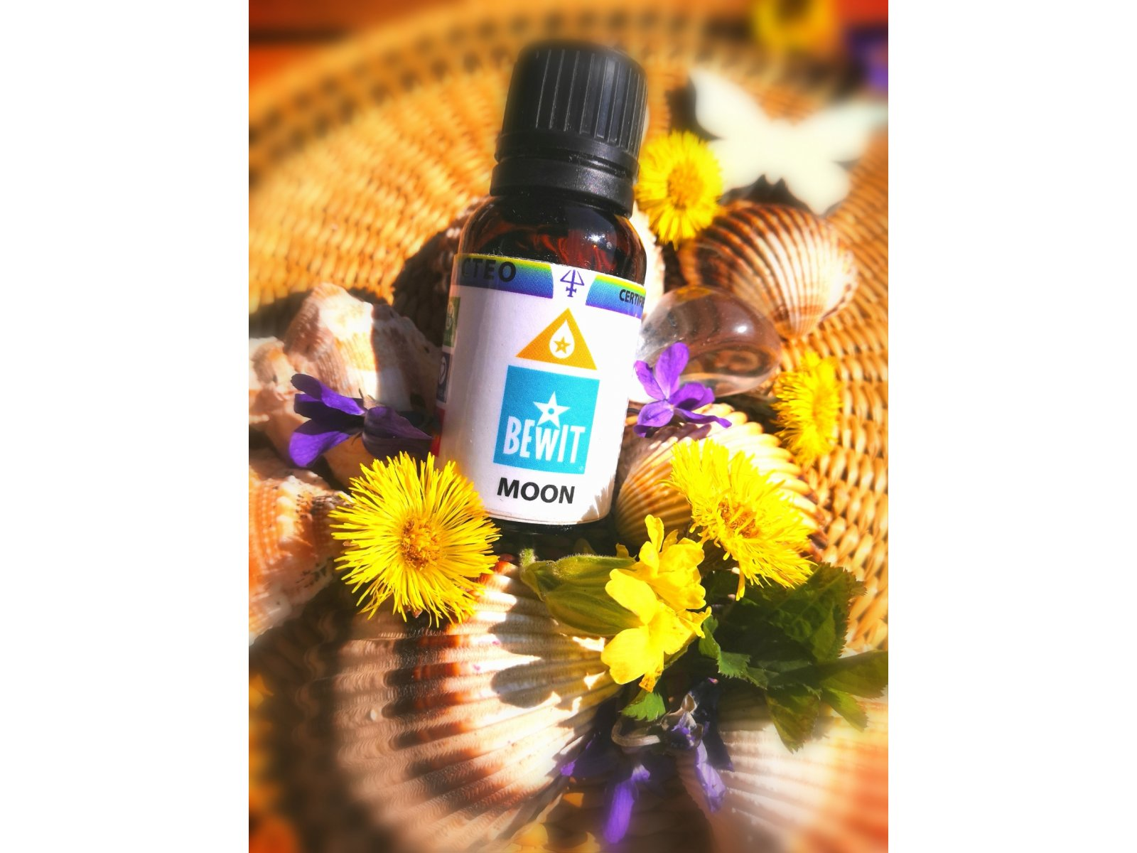 BEWIT MOON - Blend of the essential oils - 3