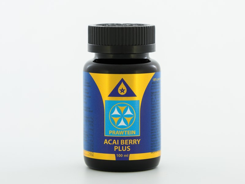 BEWIT® PRAWTEIN® ACAI BERRY PLUS