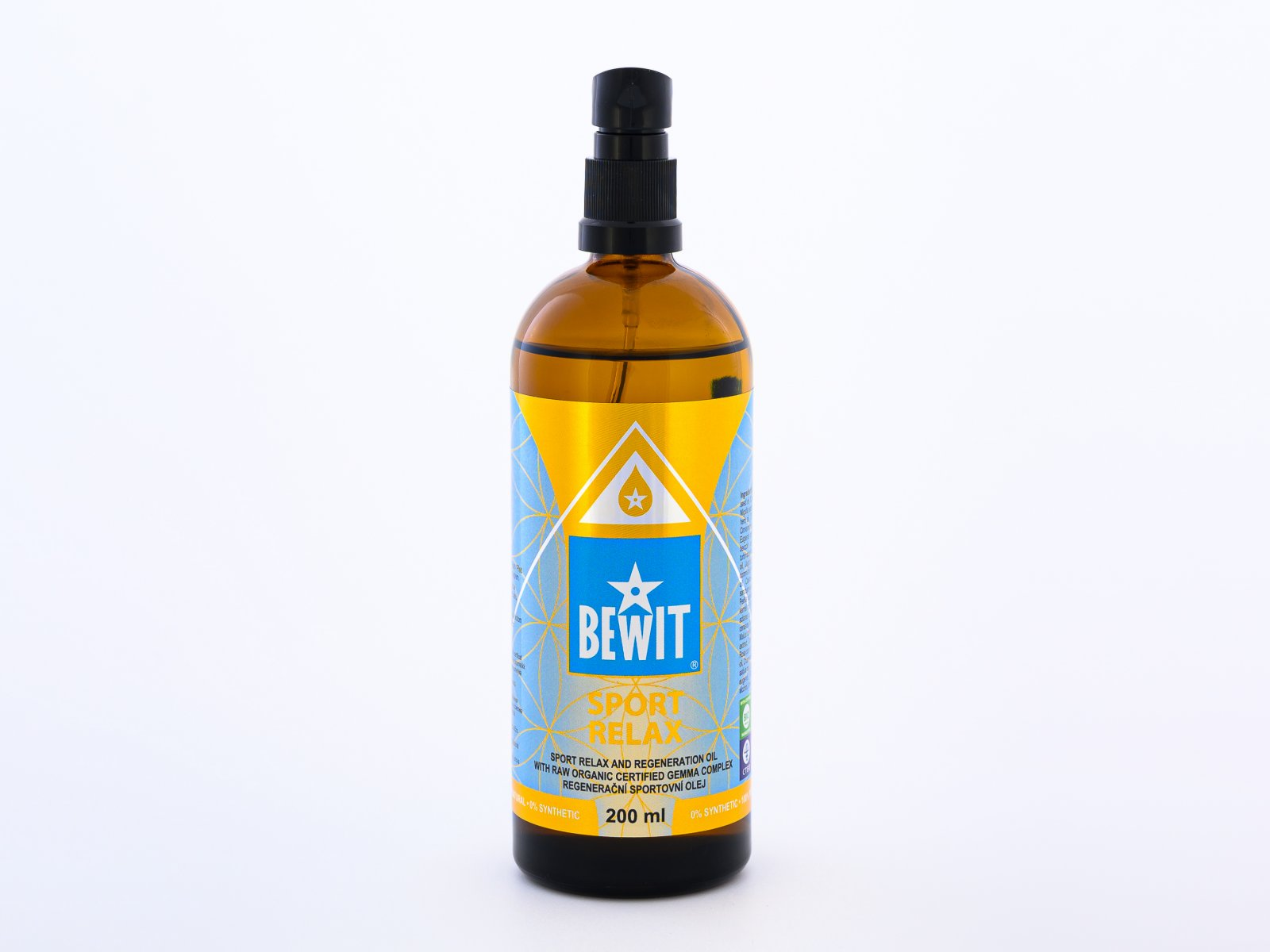 BEWIT® SPORT RELAX, 200 ML