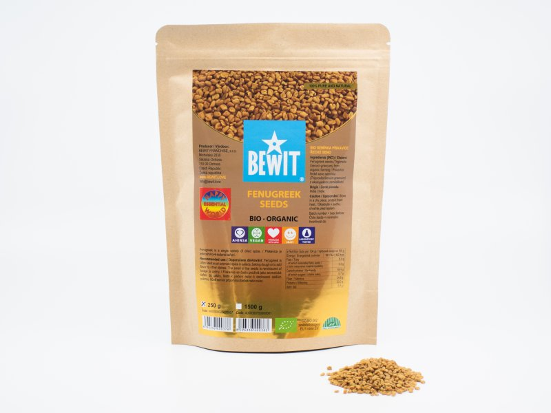 BIO FENUGREEK SEEDS