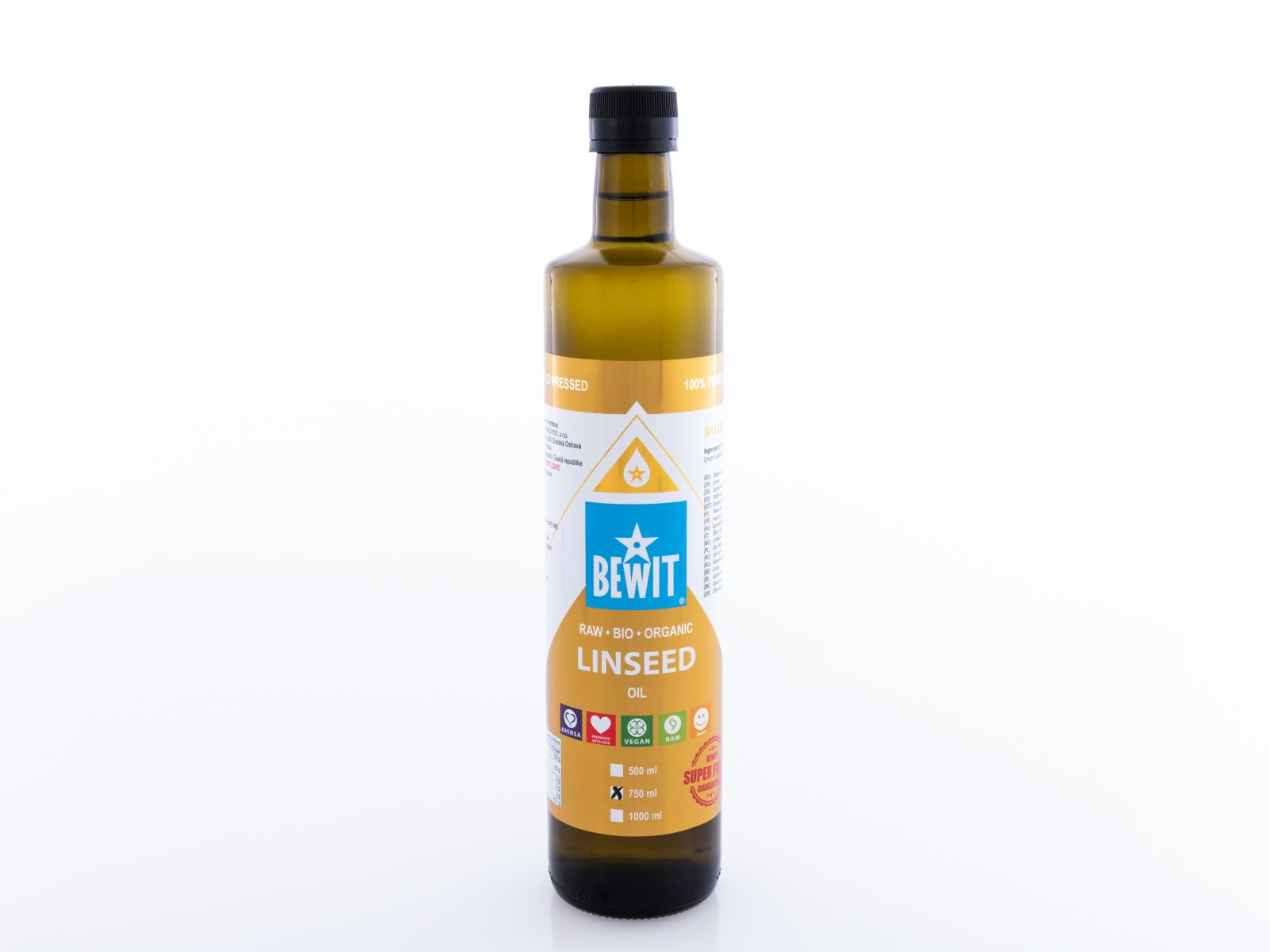 BIO LINSEED OIL SUPERFRESH