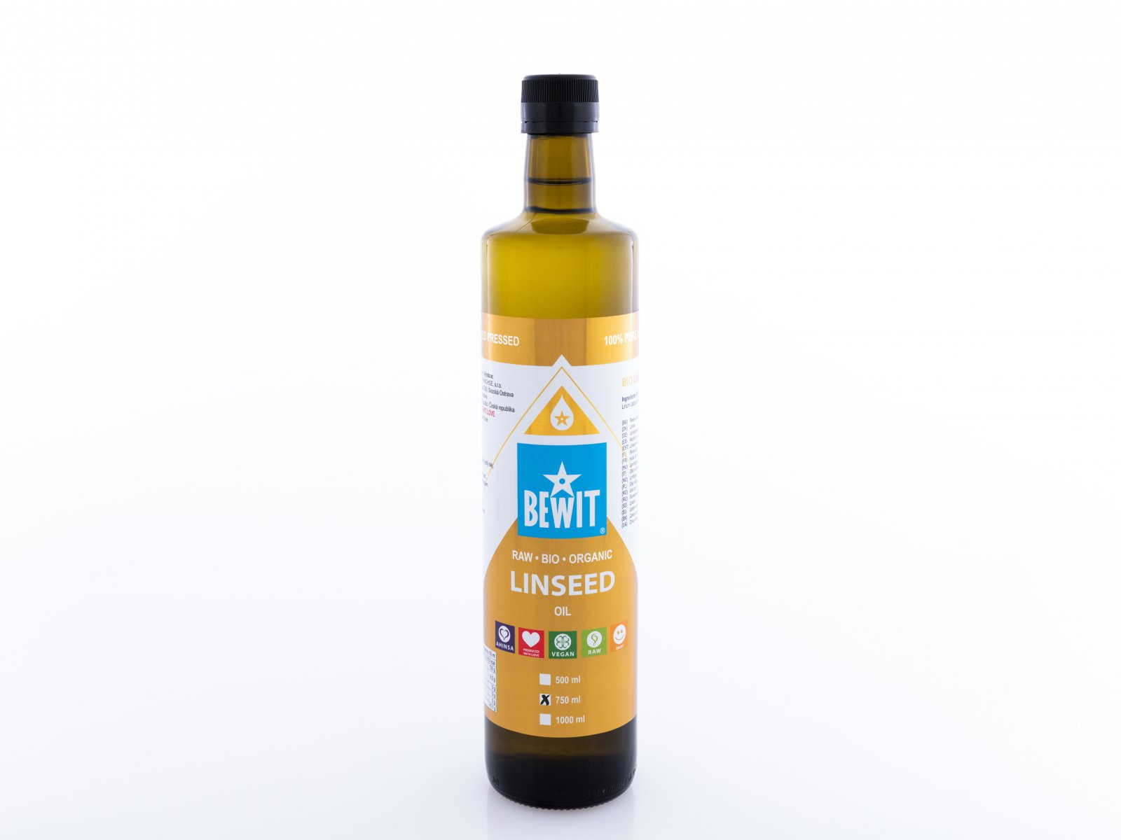 BIO LINSEED OIL