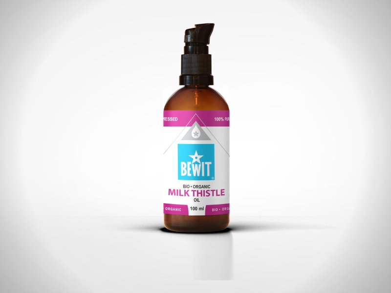 BIO MILK THISTLE SEED OIL
