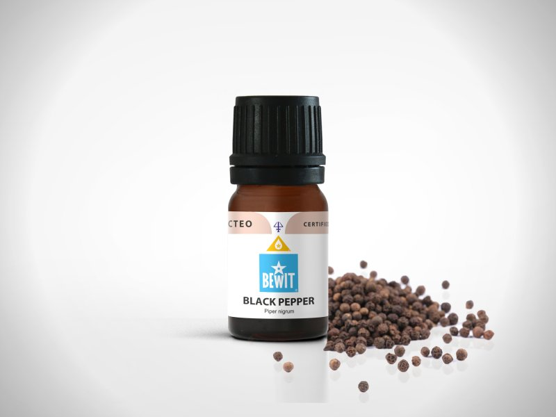 Black Pepper - 100% pure essential oil - 2