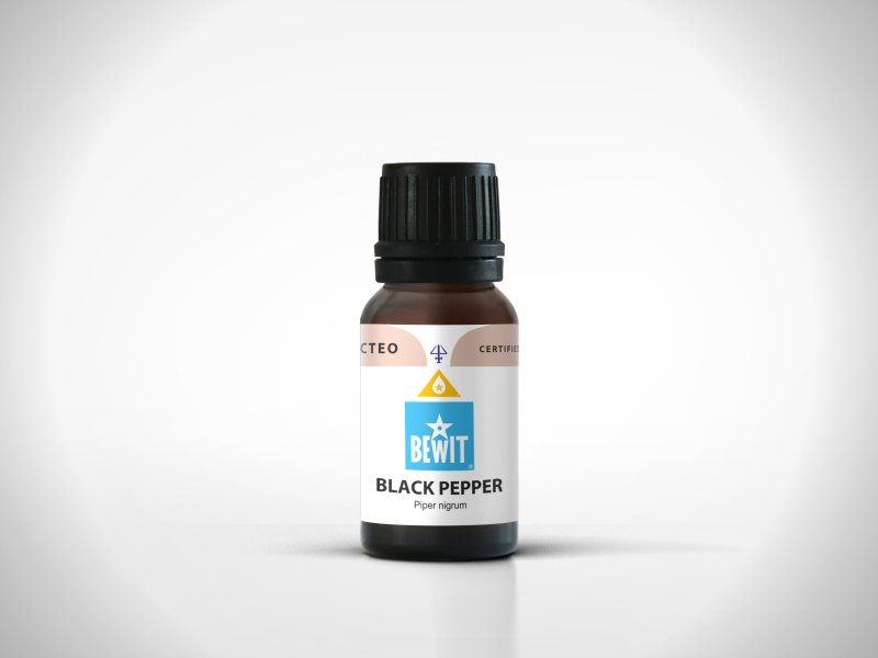 Black Pepper - 100% pure essential oil - 1