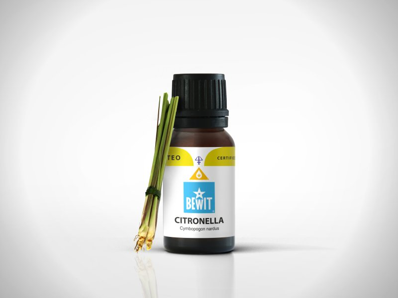 Citronella - 100% pure essential oil - 3