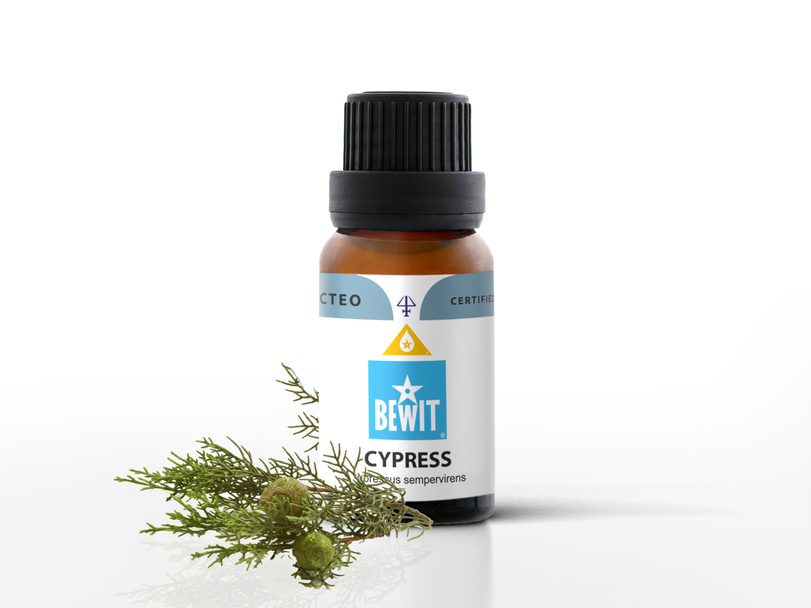 Cypress - 100% pure essential oil, 15 ml