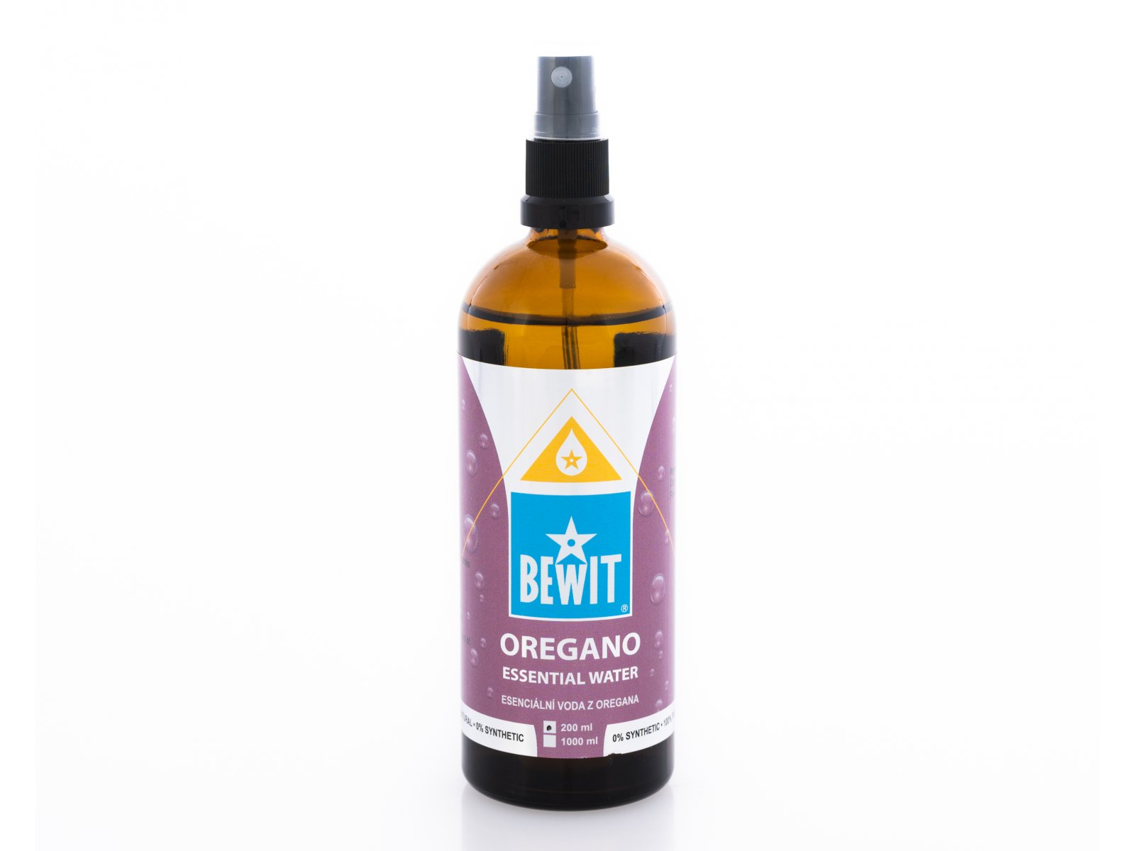OREGANO ESSENTIAL WATER