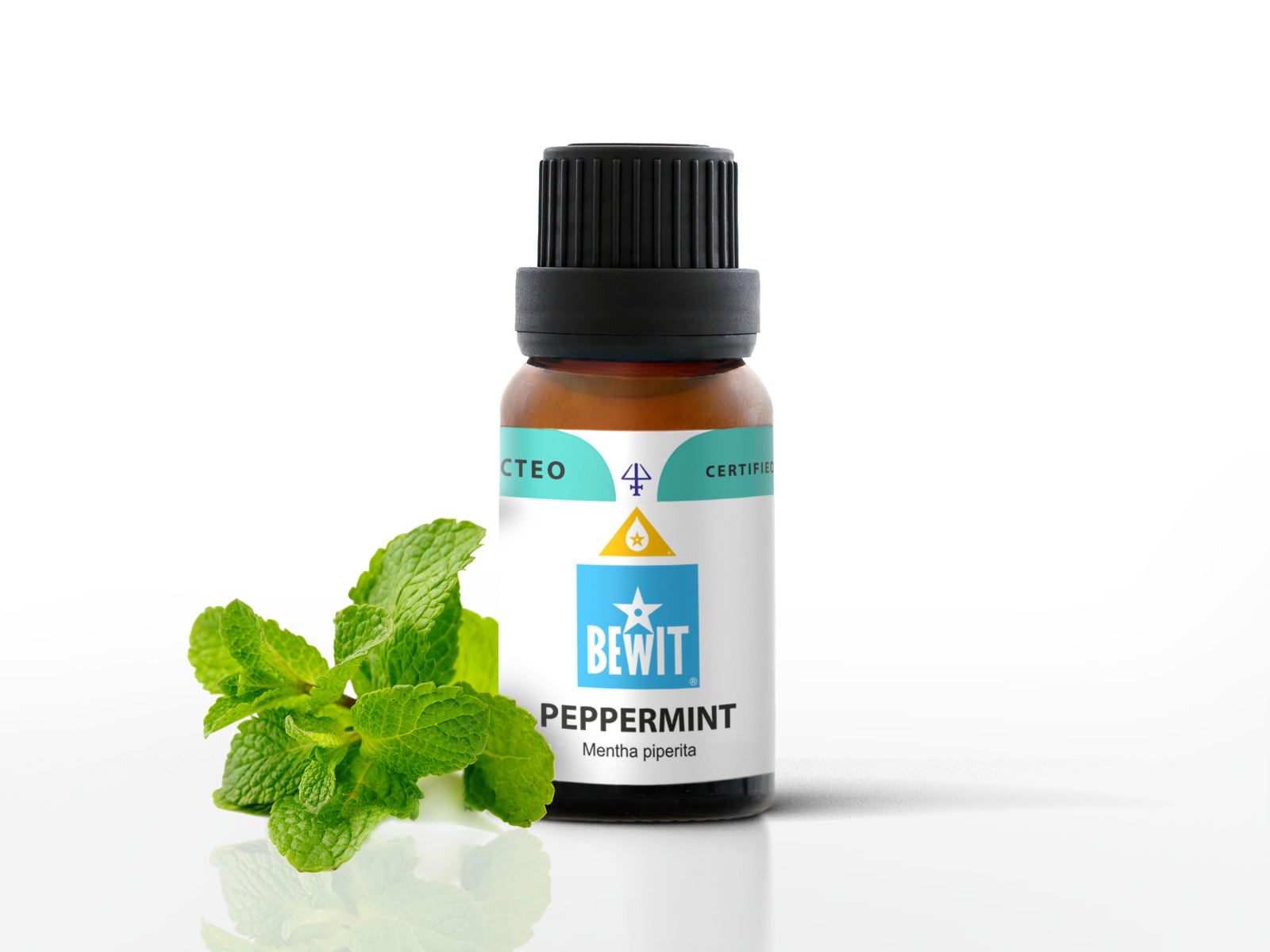 Peppermint - 100% pure essential oil, 15 ml