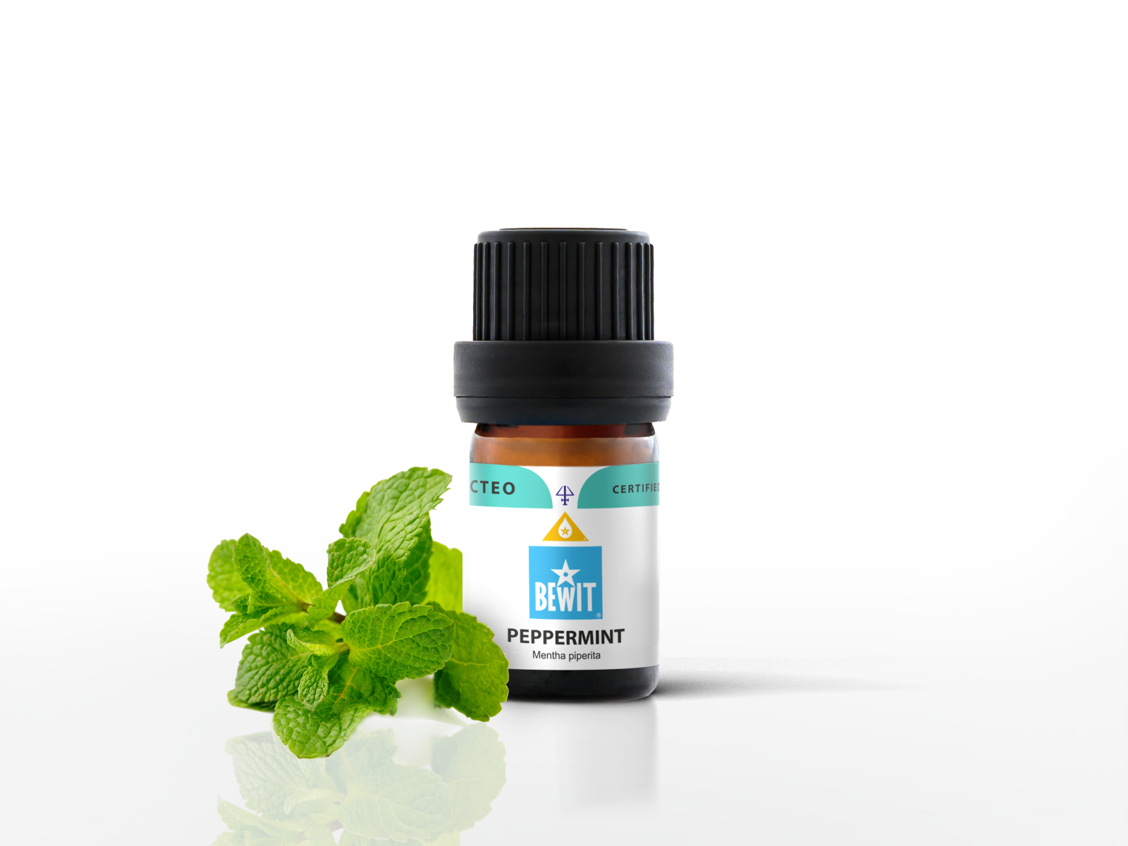 Peppermint - 100% pure essential oil, 15 ml - 2