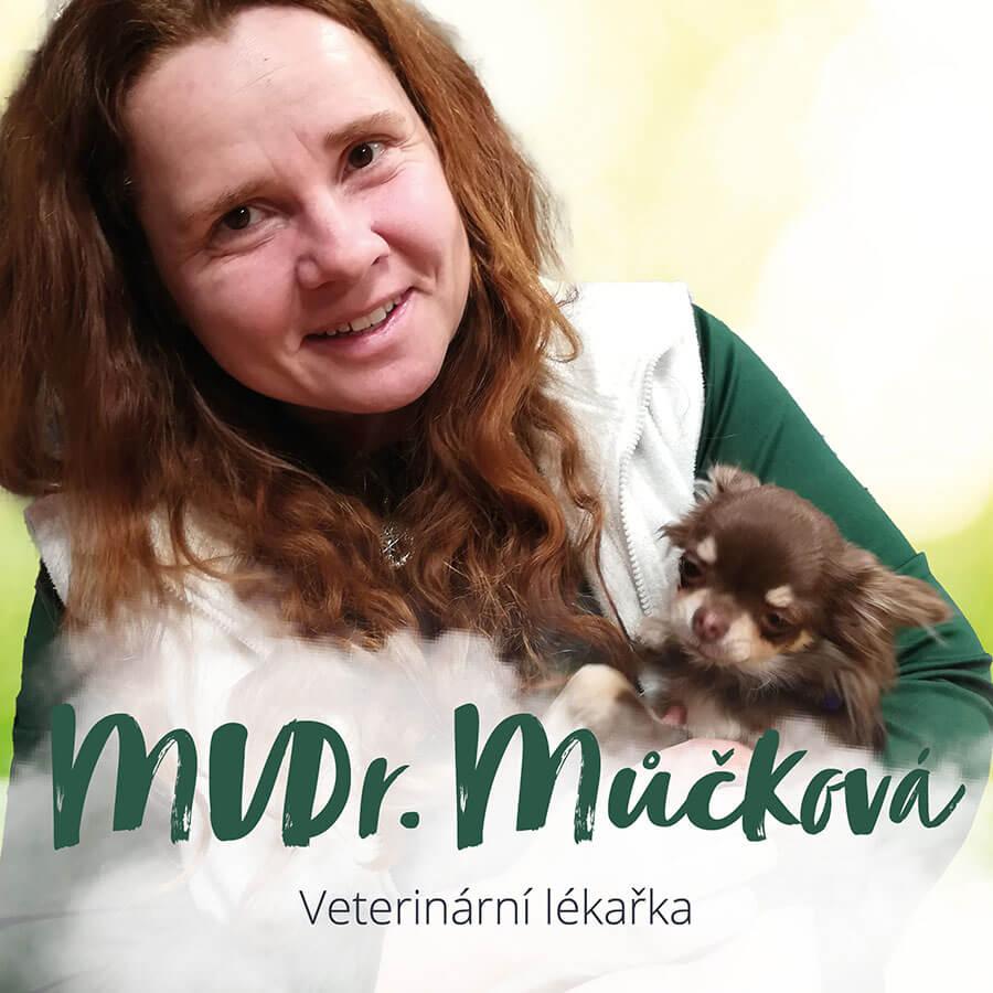 <span>MVDr. Miroslava Můčková</span>
